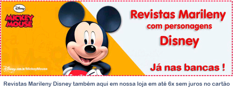 Revistas Marileny Disney