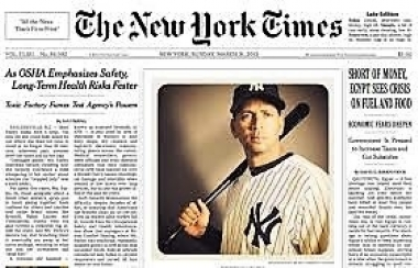 THE NEW YORK TIME - Assinatura SEMESTRAL