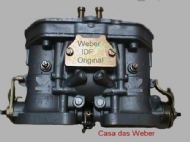 Weber 40 Idf Original Carburador  Coletor Chevette