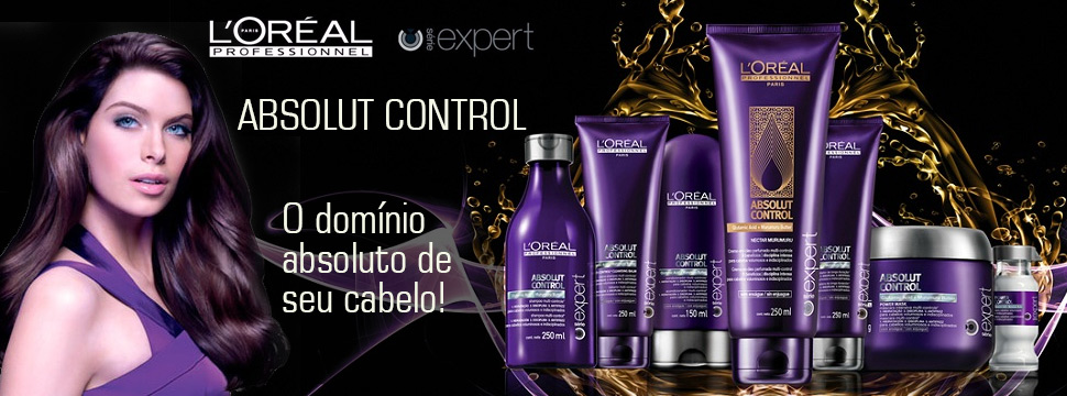 loreal absolut control