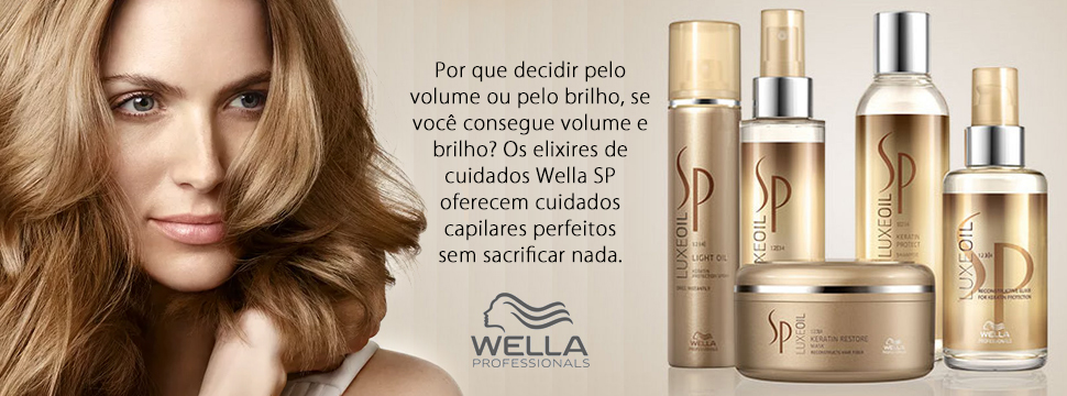 wella luxe oil