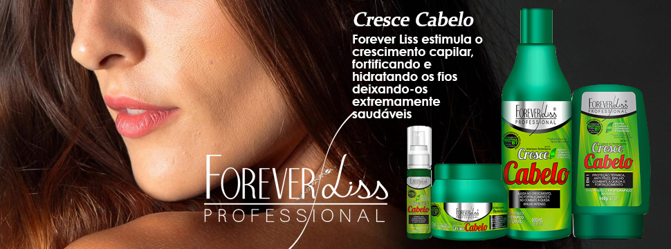forever liss cresce cabelo