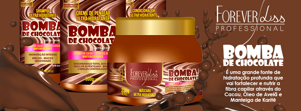 forever liss bomba de chocolate