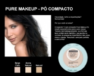 Maybelline Pure Makeup - Pó Compacto