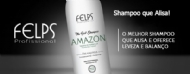 Felps Profissional The Best Shampoo que Alisa Amazon - Liss Express 100 ml