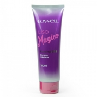 Lowell Liso Magico Keeping Liss Shampoo Hidratante 240ml