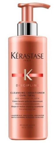 Kérastase Discipline - Cleansing Conditioner Curl Ideal Light Poo Condicionador 400 Ml