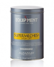 Alfaparf Equipment Supermeches High Lift Pó Descolorante de até 9 tons 400 g