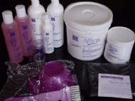 Avlon Affirm Kit Conditioning Relaxer Guanidina System Tradicional - Completo