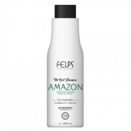 Felps Profissional The Best Shampoo que Alisa Amazon - Liss Express 1 Litro