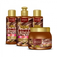 Forever Liss Kit Bomba de Chocolate
