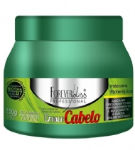 Forever Liss Professional Cresce Cabelo - Máscara Fitoterápica 250 g