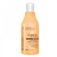 Forever Liss Professional Force Repair Shampoo Restaurador 300 ml