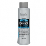 Forever Liss Professional Mega Blond Black Máscara Matizadora Anti Yellow 500 ml