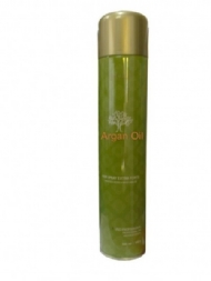 HAIR SPRAY EXTRA FORTE ARGAN OIL 500 ML - O ÚNICO COM ÓLEO DE ARGAN