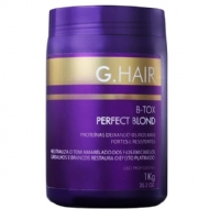 Inoar Mascara Ghair Perfect Blond Btox 1Kg
