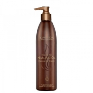 Lanza Keratin Healing Oil Cleansing Cream Shampoo 300ml
