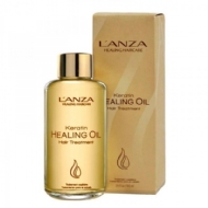 Lanza Keratin Healing Oil Hair Treatment - Óleo de Tratamento 100ml