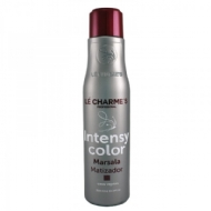 Lé Charmes Máscara Matizadora Intensy Color Marsala 300ml