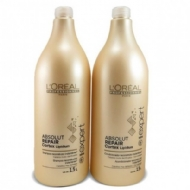 Loreal Professionnel Absolut Repair Cortex Lipidium Kit Shampoo e Condicionador 1.5 Litro