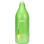 Loreal Professionnel Force Relax Shampoo Nutri-Control 1.5 Litros