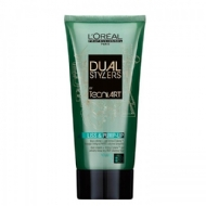 Loreal Professionnel Tecni Art Dual Stylers Liss & Pump-Up Gel Creme de 150 ml