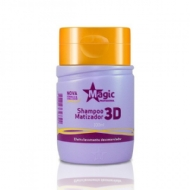 Magic Profissional Mini Matizador 3D Shampoo 100 ml