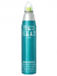 Tigi Bed Head Masterpiece Shine Hairspray - Spray Aerosol de Fixação Média 300 ml