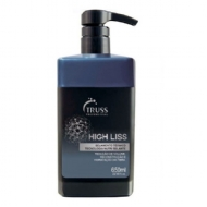 Truss Cosmetics High Liss Normal - Selamento Térmico Redutor de Volume 650ml
