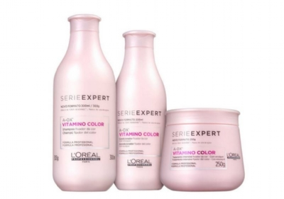 Loreal Professionnel Vitamino Color Kit (3 Produtos)