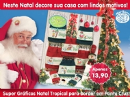Poster Super Gráficos Ed.12 - Natal Tropical