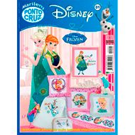 Revista Marileny Ponto Cruz - Disney 01