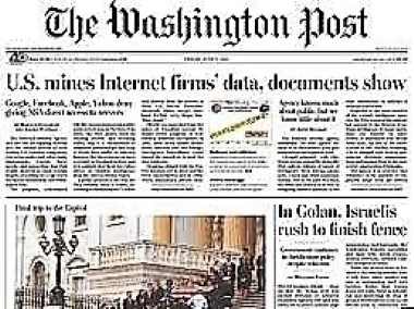 THE WASHINGTON POST - Assinatura MENSAL