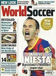 WORLD SOCCER - Assinatura ANUAL