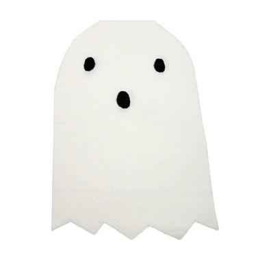 Halloween - Guardanapo Fantasma