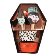 Halloween - Kit de Cupcake