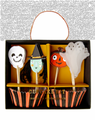 Halloween - Kit Cupcake