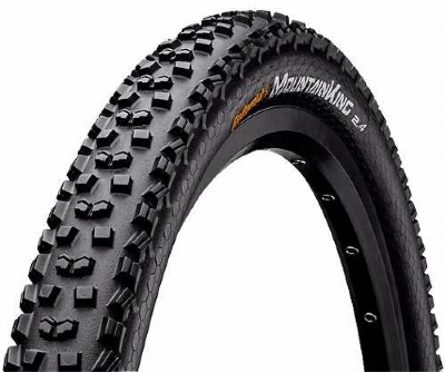 Pneu s/ Arame Aro 29 X 2.4 Mountain King - Continental