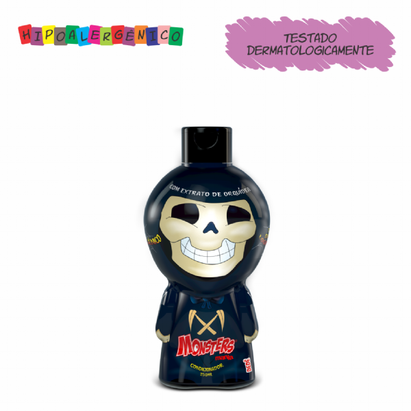 CONDICIONADOR MONSTERS MANIA DEDÊ (250ml)