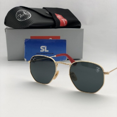Ray Ban Hexagonal ... b9e057e1df