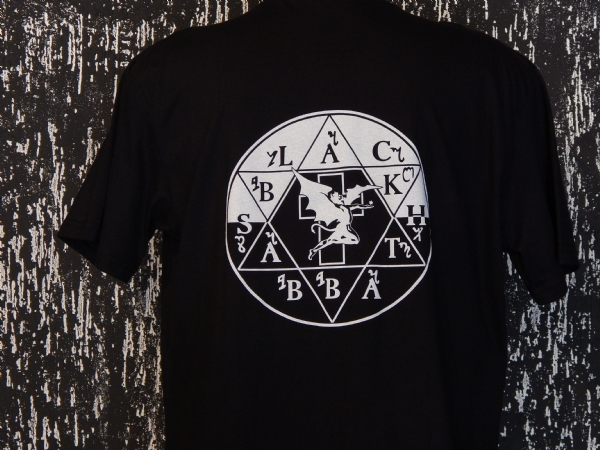 ... CAMISETA BLACK SABBATH - THE RULES OF HELL 6a250150a16ea