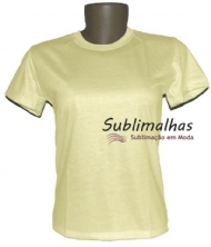 Camisa Baby Look Sublimalhas